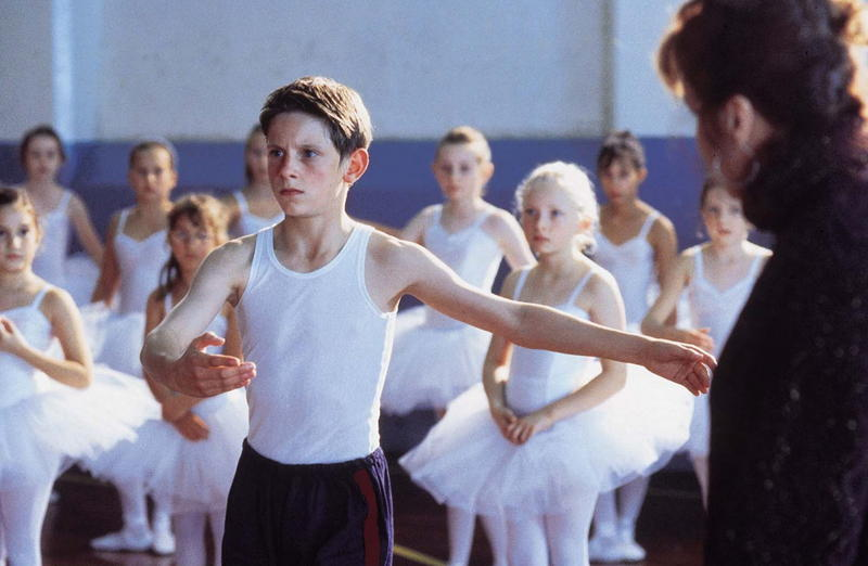 billy elliot film review The backdrop for billy elliot is familiar: a haggard blue-collar english community, struggling under the conservative, anti-labor regime of margaret thatcher we've seen variations on this theme in among giants, brassed off, the full monty and the vanthe time period.