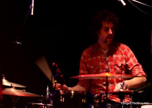 Jimmyriggers drummer