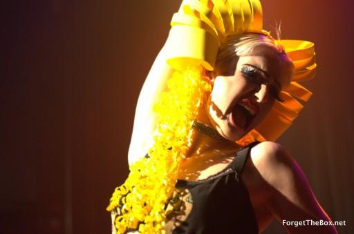 Lady Josephine as Hedwig