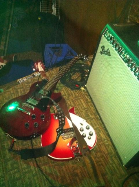 guitars casulties of rock