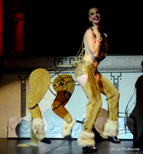 Lady Josephine as a Centaur