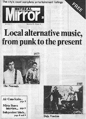 Mirror cover 1985