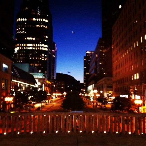 McGill College Montreal instagram