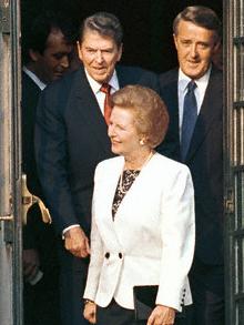 Reagan-Thatcher-Mulroney