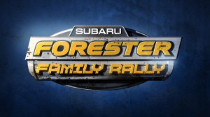 Subaru Forester Family Rally