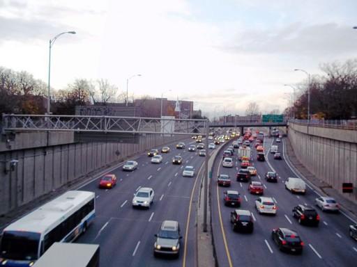 Decarie autoroute