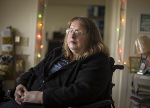 Ellen Richardson (image Toronto Star)