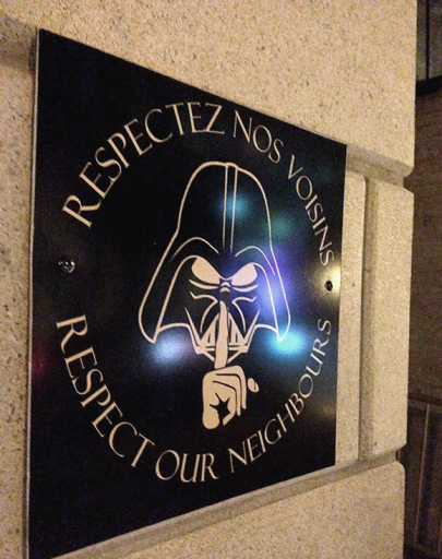 By order of Darth Vader, Joverse remains a good neighbour