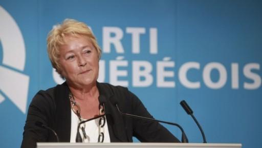 marois press conference