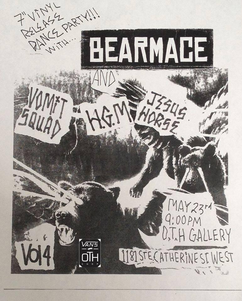 bearmace