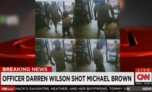 michael brown shoplifting cnn