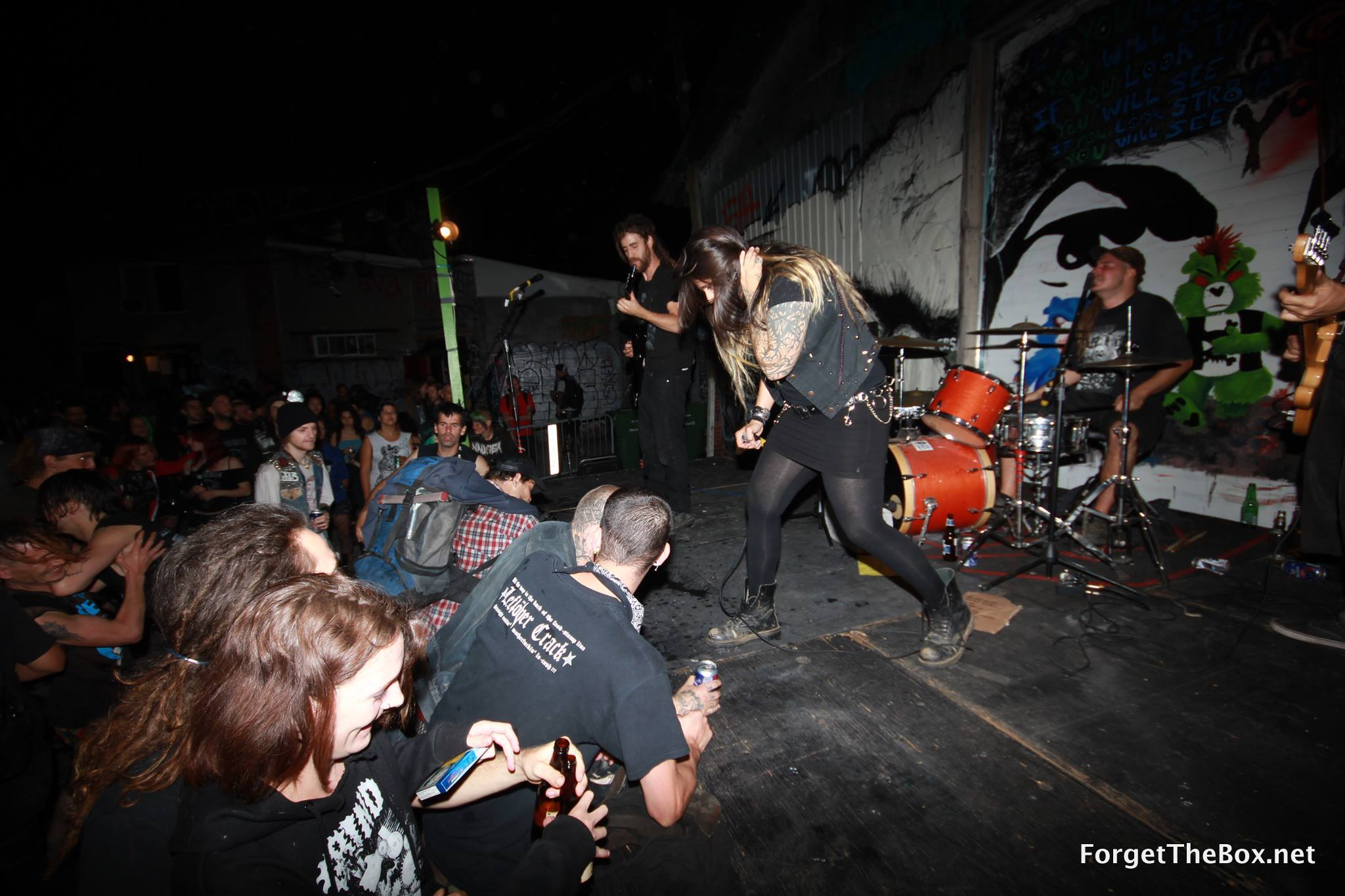 Fattal Fest 2014 © Bree Rockbrand