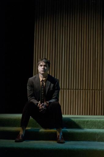 Luke Humphrey as Benjamin Braddock_Photo by Andrée Lanthier