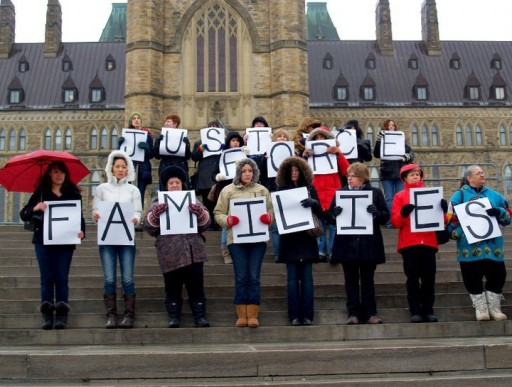 justice_for_families sisters in spirit Ottawa