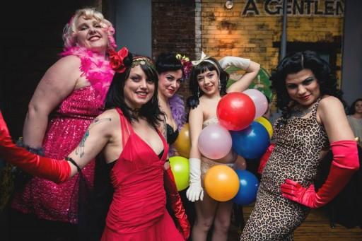 buffalo stripteasers burlesque