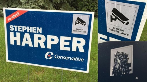 stephen-harper-campaign-signs-surveillance-stickers