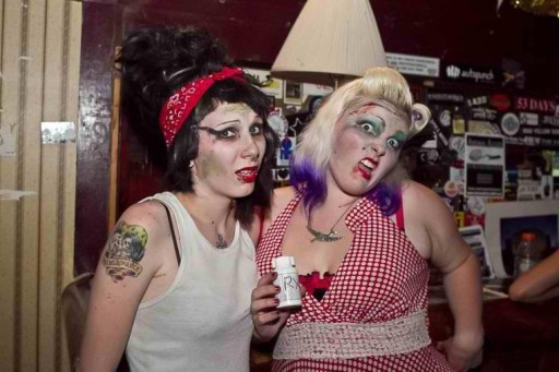 zombie amy winehouse anna nicole smith
