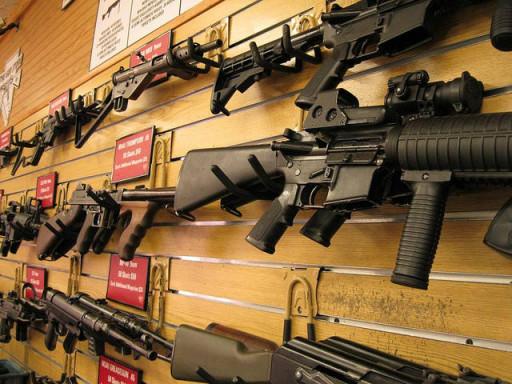 Image Gun Store via Flickr Creative Commons