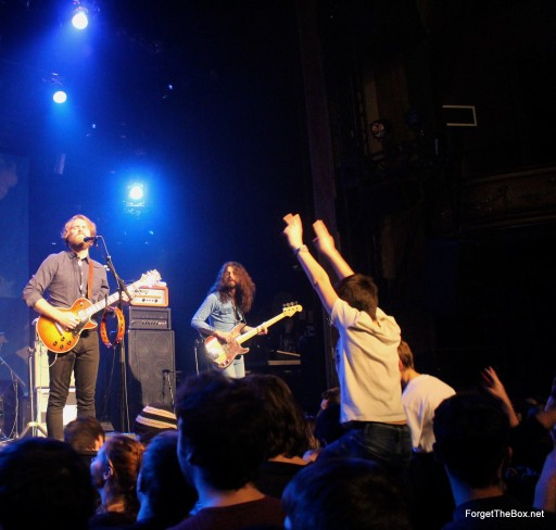Sheepdogs Corona Theatre Montreal 2