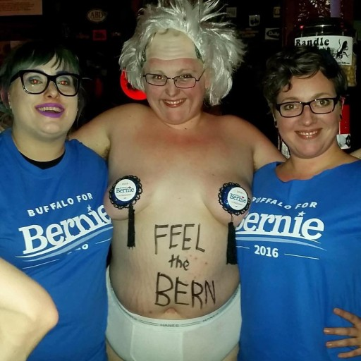 Buffalo Feels The Bern
