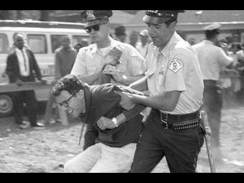 bernie sanders arrest