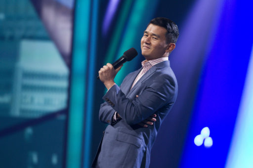 Ronny Chieng (photo Eric Meyer, courtesy Just for Laughs)