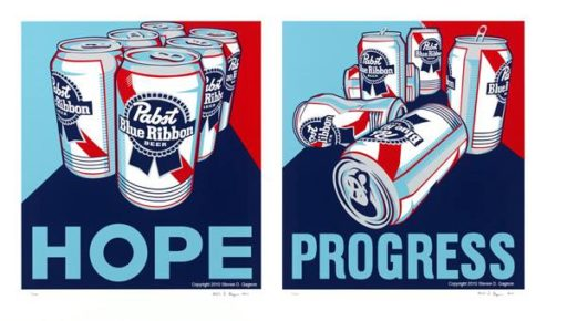 us-elections-hope-progress-pabst-cans