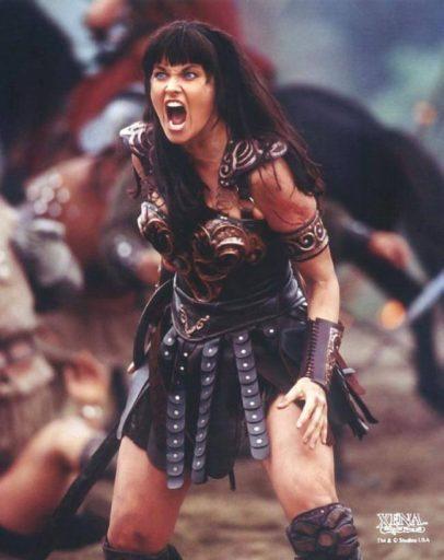 warrior-feminist